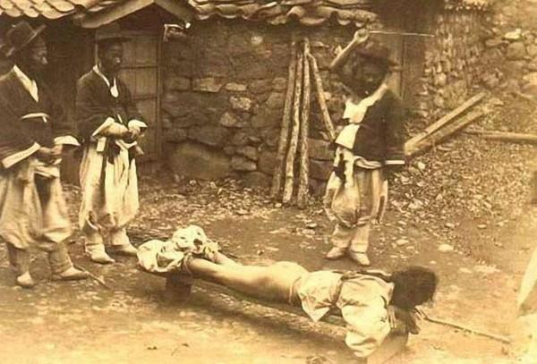 조선시대 곤장에 대한 이미지 검색결과